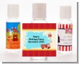Fire Truck - Personalized Birthday Party Hand Sanitizers Favors thumbnail