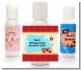 Fire Truck - Personalized Birthday Party Lotion Favors thumbnail