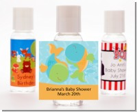 Fish | Pisces Horoscope - Personalized Baby Shower Hand Sanitizers Favors