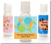 Fish | Pisces Horoscope - Personalized Baby Shower Lotion Favors