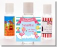 Flamingo - Personalized Baby Shower Hand Sanitizers Favors thumbnail