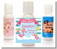 Flamingo - Personalized Baby Shower Lotion Favors thumbnail
