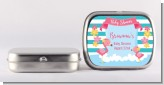 Flamingo - Personalized Baby Shower Mint Tins