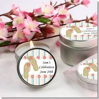 Flip Flops - Birthday Party Candle Favors