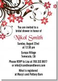 Floral Blossom - Bridal Shower Invitations