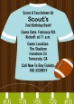 Football - Birthday Party Invitations thumbnail