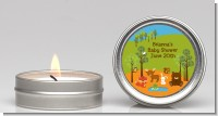 Forest Animals - Baby Shower Candle Favors