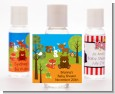 Forest Animals - Personalized Baby Shower Hand Sanitizers Favors thumbnail