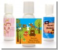 Forest Animals - Personalized Baby Shower Lotion Favors thumbnail