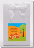 Forest Animals Twin Foxes - Baby Shower Goodie Bags