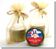 Fourth Of July Little Firecracker - Baby Shower Gold Tin Candle Favors thumbnail