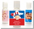 Fourth Of July Little Firecracker - Personalized Baby Shower Lotion Favors thumbnail