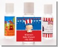 Fourth Of July Stars & Stripes - Personalized Baby Shower Hand Sanitizers Favors thumbnail