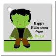Frankenstein - Personalized Halloween Card Stock Favor Tags thumbnail