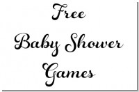 Free Baby Shower Games