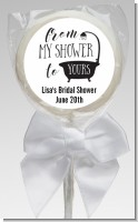 From My Shower - Personalized Bridal Shower Lollipop Favors