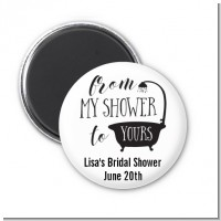 From My Shower - Personalized Bridal Shower Magnet Favors