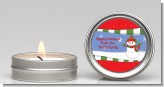 Frosty the Snowman - Christmas Candle Favors