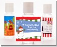Frosty the Snowman - Personalized Christmas Hand Sanitizers Favors thumbnail