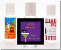 Funky Martini - Personalized Halloween Hand Sanitizers Favors
