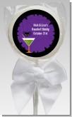 Funky Martini - Personalized Halloween Lollipop Favors