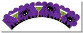 Funky Martini - Halloween Cupcake Wrappers