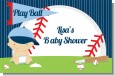 Future Baseball Player - Personalized Baby Shower Placemats thumbnail