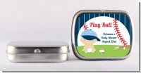 Future Baseball Player - Personalized Baby Shower Mint Tins