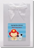 Future Firefighter - Baby Shower Goodie Bags