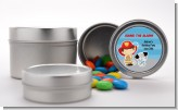Future Firefighter - Custom Birthday Party Favor Tins