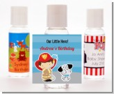 Future Firefighter - Personalized Birthday Party Hand Sanitizers Favors