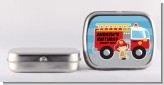 Future Firefighter - Personalized Birthday Party Mint Tins