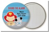 Future Firefighter - Personalized Baby Shower Pocket Mirror Favors