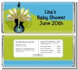 Future Rock Star Boy - Personalized Baby Shower Candy Bar Wrappers thumbnail