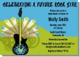 Future Rock Star Boy - Baby Shower Invitations thumbnail