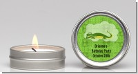 Gator - Baby Shower Candle Favors