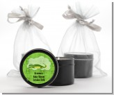 Gator - Birthday Party Black Candle Tin Favors