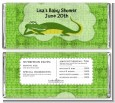 Gator - Personalized Baby Shower Candy Bar Wrappers thumbnail
