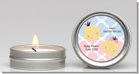 Gender Reveal Asian - Baby Shower Candle Favors