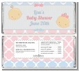 Gender Reveal - Personalized Baby Shower Candy Bar Wrappers thumbnail