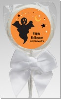 Ghost - Personalized Halloween Lollipop Favors