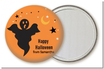 Ghost - Personalized Halloween Pocket Mirror Favors