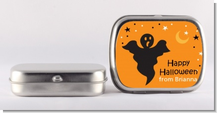 Ghost - Personalized Halloween Mint Tins