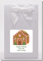 Gingerbread House - Christmas Goodie Bags