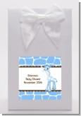 Giraffe Blue - Baby Shower Goodie Bags