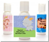 Goat | Capricorn Horoscope - Personalized Baby Shower Lotion Favors