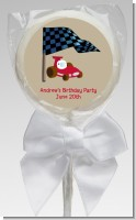 Go Kart - Personalized Birthday Party Lollipop Favors