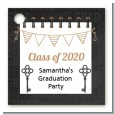 Grad Keys to Success - Personalized Graduation Party Card Stock Favor Tags thumbnail