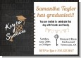 Grad Keys to Success - Graduation Party Invitations thumbnail