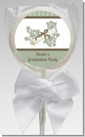 Graduation Diploma - Personalized Graduation Party Lollipop Favors